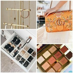Bags, Makeups and Accesories